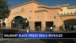 Walmart To Serve Snacks To Those Who Wait In Black Friday Lines