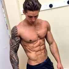 hot fitness guy