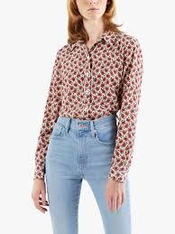 <b>Levi's</b>   Women's Shirts & Tops   John Lewis & Partners