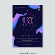 Concert Flyer Vectors Photos And Psd Files Free Download
