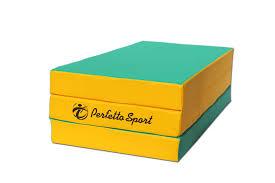Мат кожзам № 4 <b>Perfetto Sport</b> (100 х 150 х 10) складной — купить ...