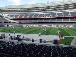 Seating Chart Soldier Field Kenny Chesney Soldier Field View From Lower Level 134 Vivid Seats