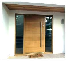 wood entry door canada custom cost modern wooden front doors decorating pretty exterior design attractive contemporary style