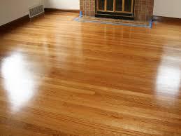 red oak hardwood natural swedish finish refinished 15 year old floor