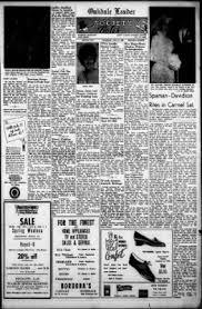 Oakdale Leader from Oakdale, California on January 31, 1963 · 7