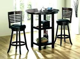 round bistro table and chairs high bar table set high bar table and chairs kitchen marvelous