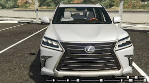 GTA 5 Lexus LX570 2016 - YouTube