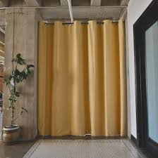 tension rod room divider expandable curtain rod tension pole shelving system