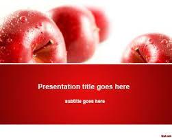 Powerpoint Nutrition Food Nutrition Powerpoint Templates