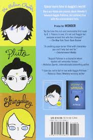 auggie me three wonder stories r j palacio 9781101934852 amazon books