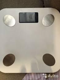 """Умные <b>напольные весы MGB</b> """"Body fat scale"""", цвет: б купить в ..."""