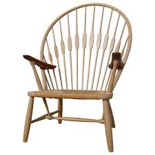 hans wegner peacock chair. Ash And Teak Peacock Chair By Hans Wegner For Johannes Hansen Sale At 1stdibs R