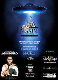 2017 maxim party