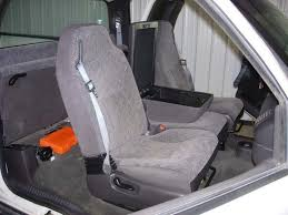 integral seat belt seat covers