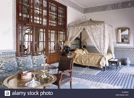 Maison Bedroom Furniture Morocco Fes La Maison Bleue Blue House Bed Breakfast In A