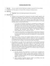 tenancy notice letter template employee termination letter sample resignation letter format best involuntary resignation letter due employee separation letter