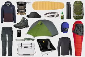 Living Easy: 18 Essentials For Summer Camping | HiConsumption