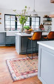 Kitchen Floor Rug Finding The Right Antique Rug Stainless Steel Appliances