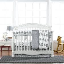 navy crib bedding sets amazing gray elephant 4 piece crib bedding set le le little one navy crib bedding