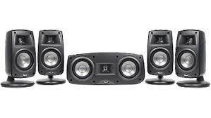 klipsch surround sound speakers. klipsch quintet iii surround sound speakers