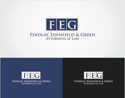 Findlay Web Design Professional Serious Logo Design For F E G Findlay