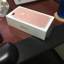 apple iphone 7 rose gold box. iphone 7 plus 256 gb (rose gold) apple iphone rose gold box