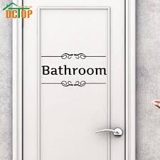 Decorative Bathroom Door Signs Decorative Bathroom Door Signs Home Furniture Design 28