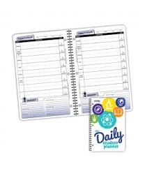 Student Daily Planner With Subjects 5020 Daily Elementary School Planner Sbd