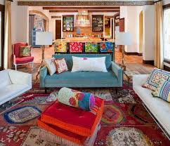 How To Decorate Your Home With Vibrant Mexican Flair Classy Interior Colors For Homes Style