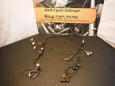 motorcycle electrical ignition for kawasaki kz400 1975 75 kawasaki kz400 kz 400 wire wiring harness loom