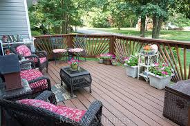 decks ideas decorating my deck on a bud bud decorating ideas for the deck home design