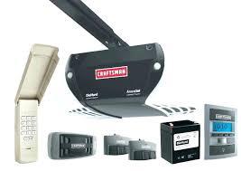 skylink garage door opener keypad entry transmitter remote with visor clip