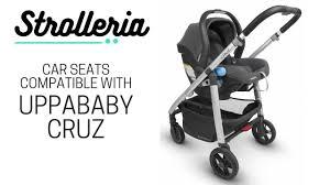 Car Seats Compatible With Uppababy Cruz