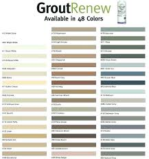 Mapei Grout Colors Decorates Nu