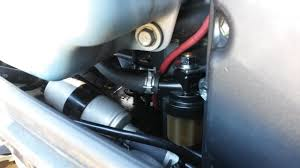 dt150 starting issue page 1 iboats boating forums 651289 Suzuki Dt150 Fuel Diagram then the high pressure pump down on the bottom in the canister suzuki dt 150 fuel pump