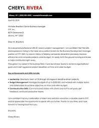 The Cover Letters Build Your Cover Letter Cover Letter Examples