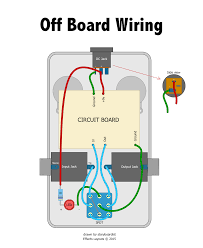 off 2bboard 2bwiring perf and pcb effects layouts general layout notes guitar pedal wiring