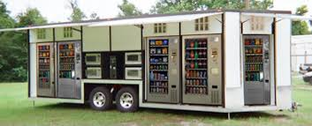 Portable Vending Machines Gorgeous VendaCarts Business Opportunities Business Ideas Food Truck
