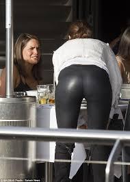Neighbour showing off ass