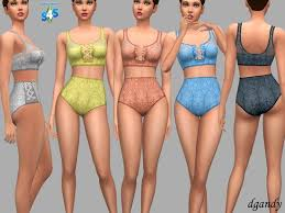 dgandy's Swimsuit – Mona | Sims 4 Updates -♢- Sims 4 Finds & Sims 4 Must  Haves -♢-
