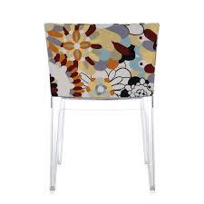 buy kartell mademoiselle 'a la mode' transparent chair  amara