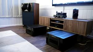 jbl used speakers. jbl 4430 vintage studio monitors and emotiva xpr-1 monoblocks jbl used speakers
