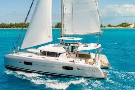 Multihull glass bottom boat
