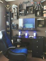 Best 25+ Gamer Room Ideas On Pinterest | Gamer Bedroom, Gaming throughout Gamers  Bedroom Ideas