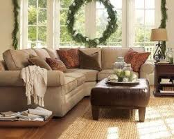 Small Double Chaise Sectional ...