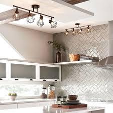 kitchen spotlight lighting. Shop Lighting 4 Light Bronze Standard Fixed Track Kit At Kitchen Spotlight Bars Best Ideas On N