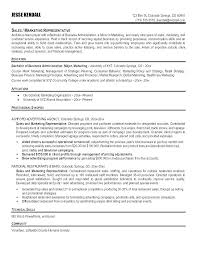 Marketing Resume Examples Gorgeous Best Marketing Resume Examples Sales And Marketing Resume Sample