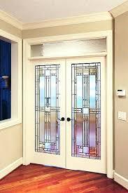 decorative glass interior doorsdecorative