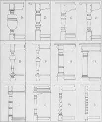 type of furniture wood. fig 180 types of turned table legs the seventeenth century within type furniture wood