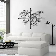 map of life modern metal wall art decor on creating metal wall art with creating metal wall decor northshire